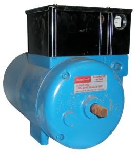 Honeywell Actionator Motor